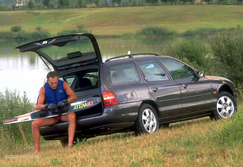 FORD Mondeo Wagon specs & photos - 1996, 1997, 1998, 1999, 2000 - autoevolution