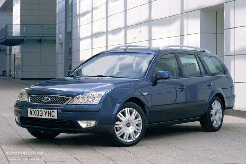 ford mondeo wagon 2003 2004 2005 autoevolution. Black Bedroom Furniture Sets. Home Design Ideas