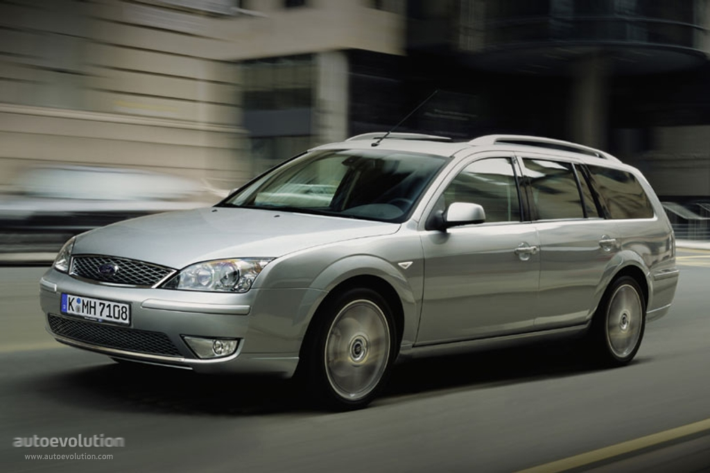 2006 ford mondeo station wagon