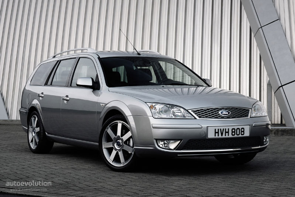 ford mondeo 2003 station wagon