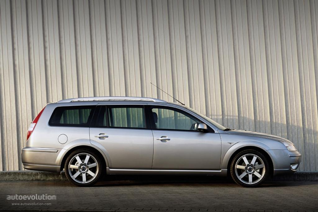 FORD Mondeo Wagon specs - 2005, 2006, 2007 - autoevolution