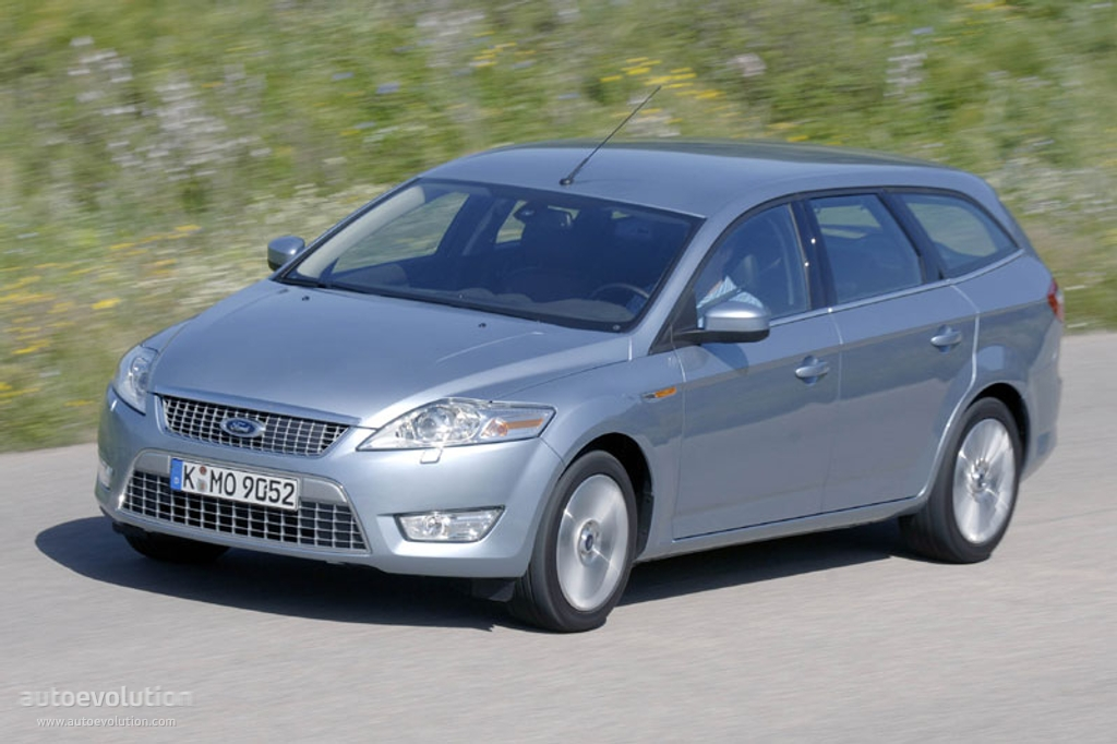 FORD Mondeo Wagon - 2007, 2008, 2009, 2010, 2011, 2012 ...