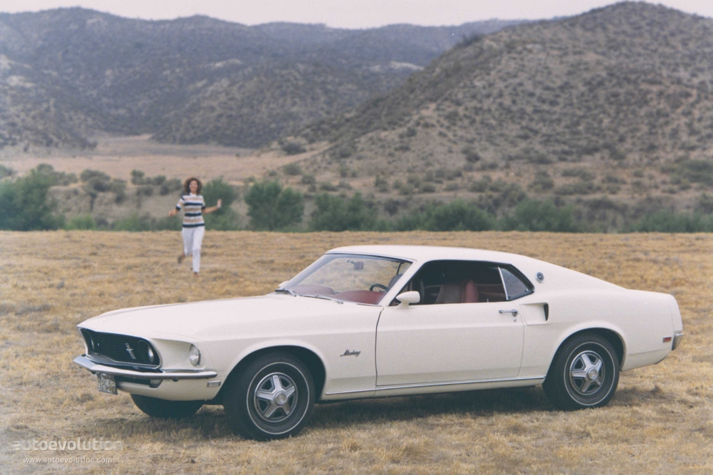 Ford mustang 1969 autoevolution