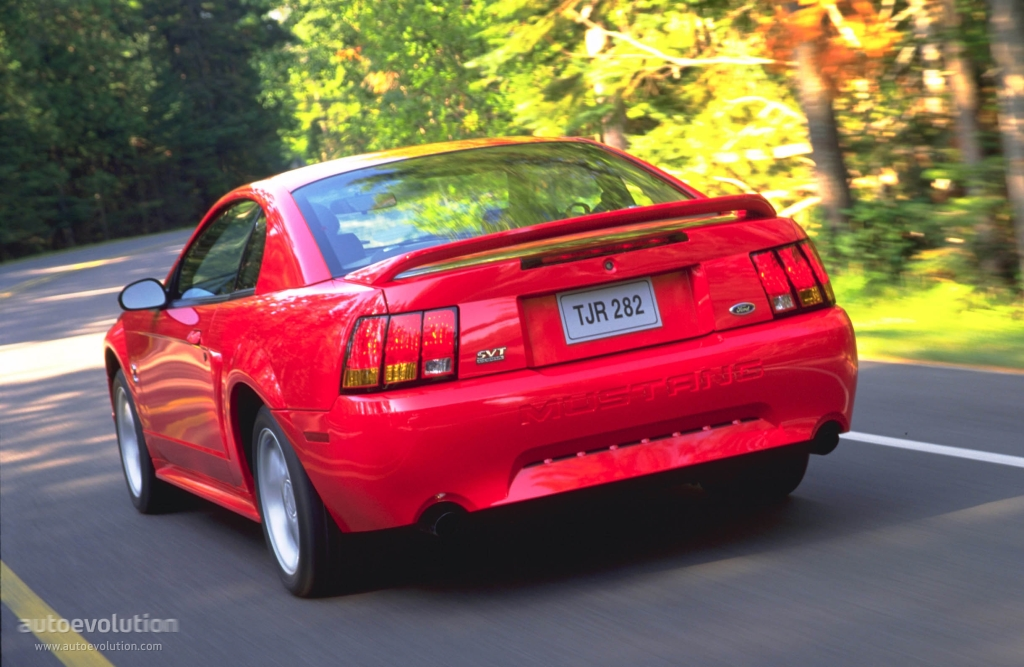 Ford Mustang Specs 1998 1999 2000 2001 2002 2003