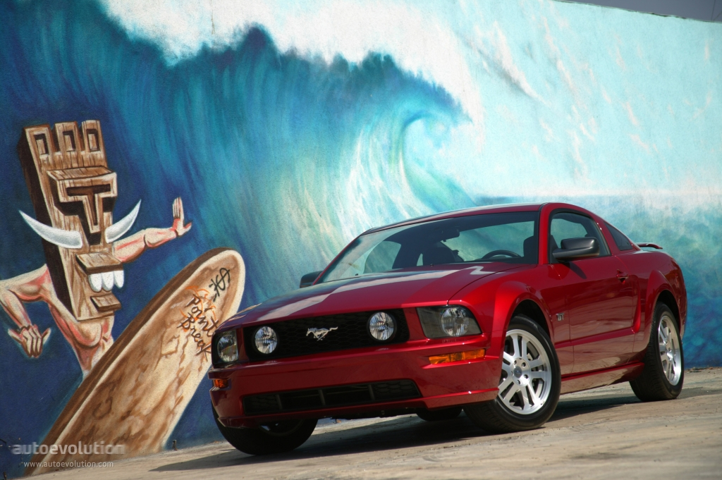 FORD Mustang - 2004, 2005, 2006, 2007, 2008 - autoevolution