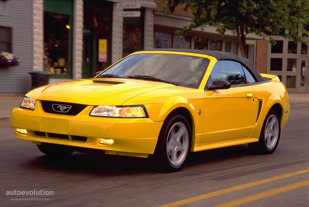 Fordmustangconvertible on 2000 Cadillac V8