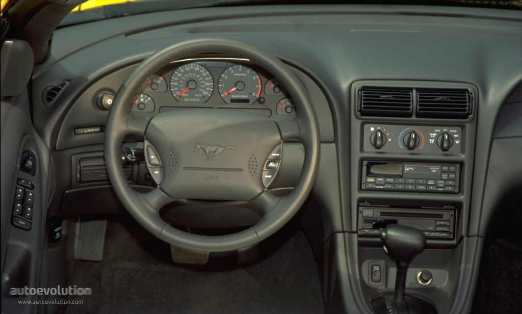 FORD Mustang Convertible specs & photos - 1998, 1999, 2000 ...