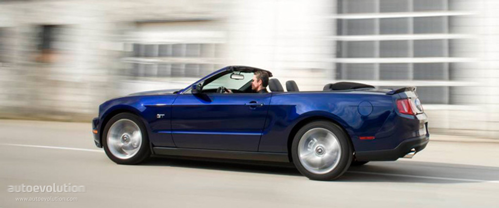ford mustang convertible specs 2009 2010 2011 2012. Black Bedroom Furniture Sets. Home Design Ideas