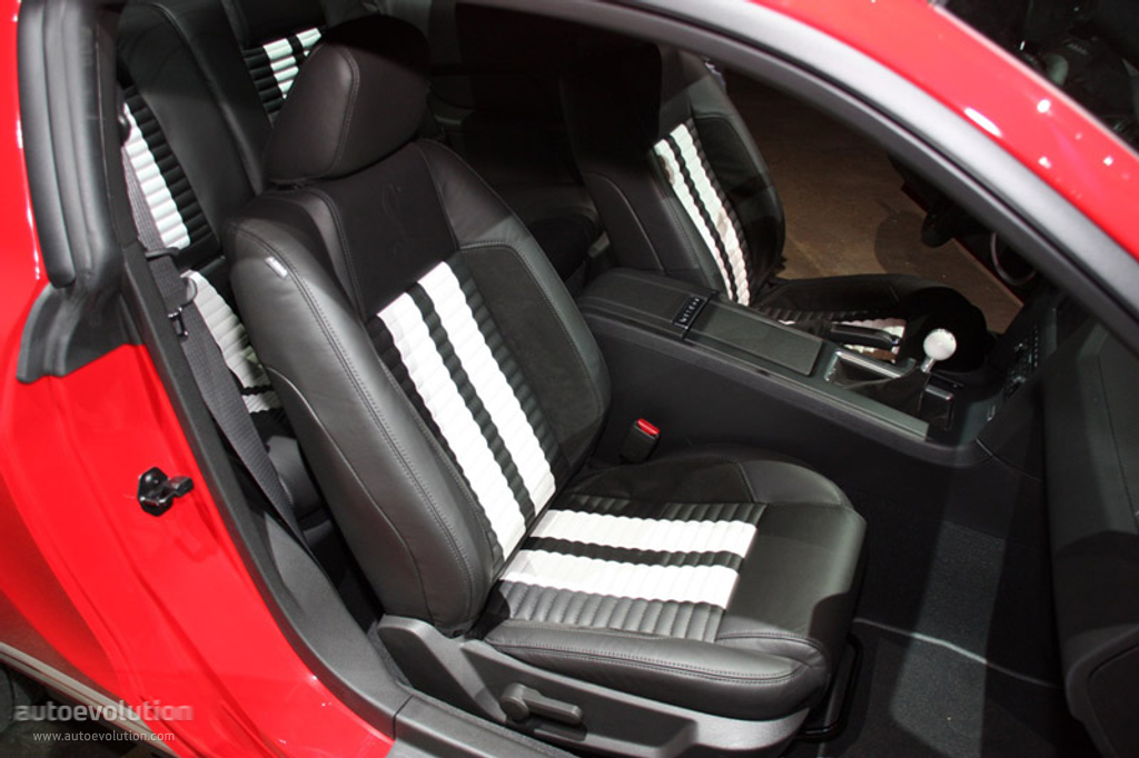 2008 Ford Mustang Shelby Gt500 Interior Interior Ford Mustang Shelby