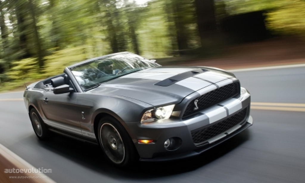 Ford Mustang Shelby Gt500 Convertible Specs Photos 2009 2010