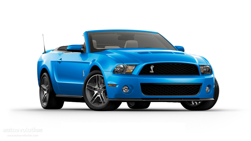 ford mustang shelby gt500 convertible specs photos 2009 2010 2011 2012 autoevolution. Black Bedroom Furniture Sets. Home Design Ideas