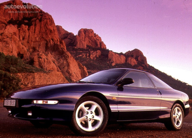 FORD Probe specs & photos - 1994, 1995, 1996, 1997, 1998 ...