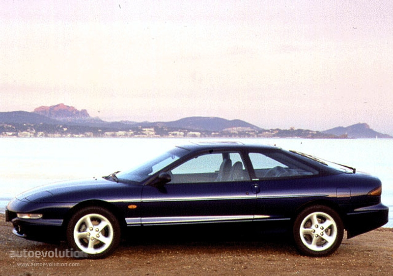 Ford Probe 1994 1995 1996 1997 1998 Autoevolution