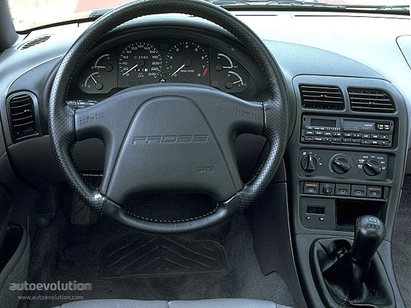 Ford Probe Specs 1994 1995 1996 1997 1998