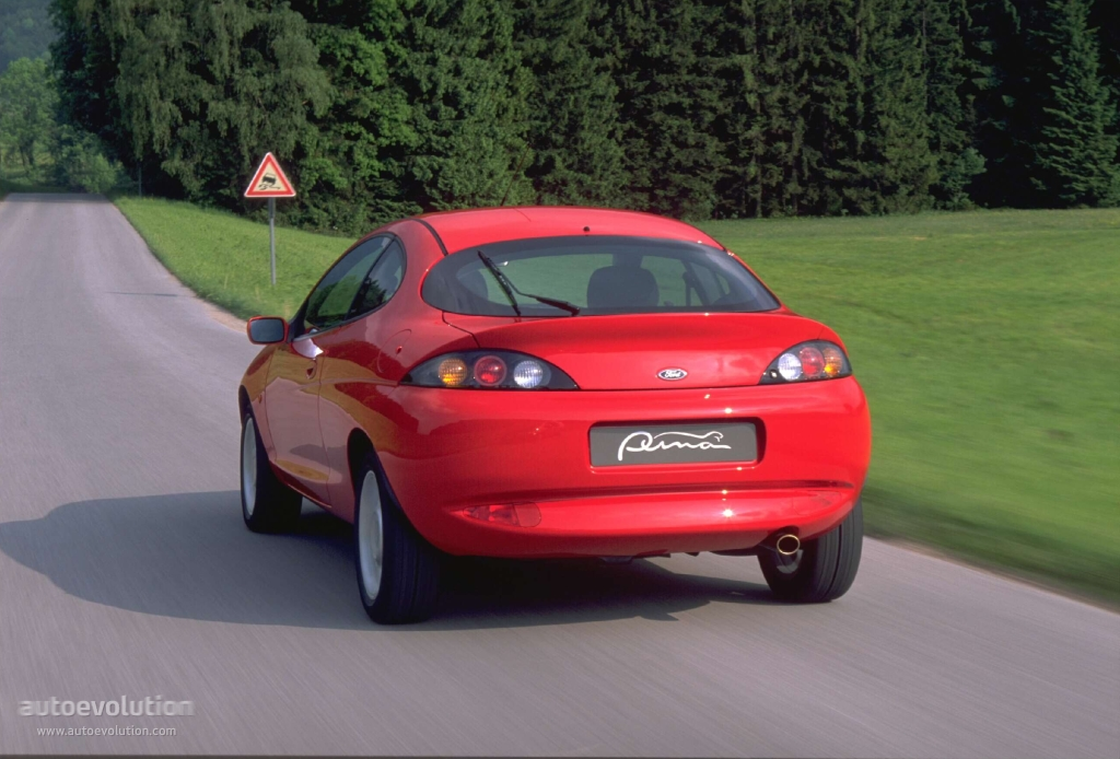 2019 Ford Trucks >> FORD Puma specs & photos - 1998, 1999, 2000, 2001, 2002 - autoevolution