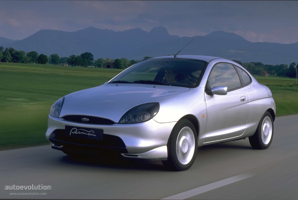 Ford Puma 1998 1999 2000 2001 2002 Autoevolution