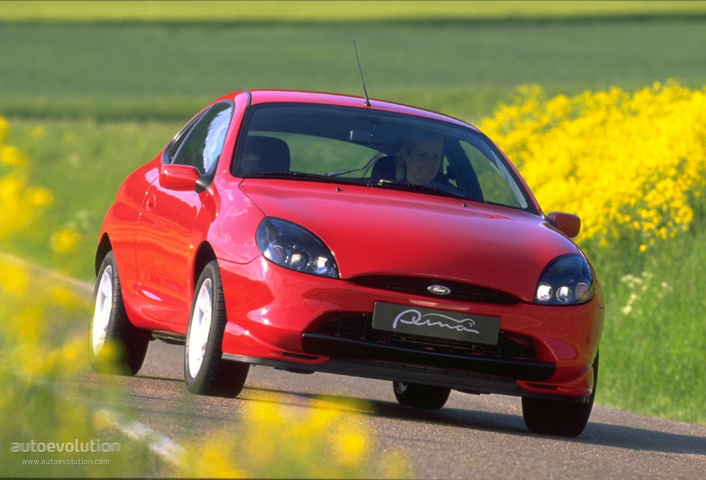 FORD Puma specs & photos - 1998, 1999, 2000, 2001, 2002 ...