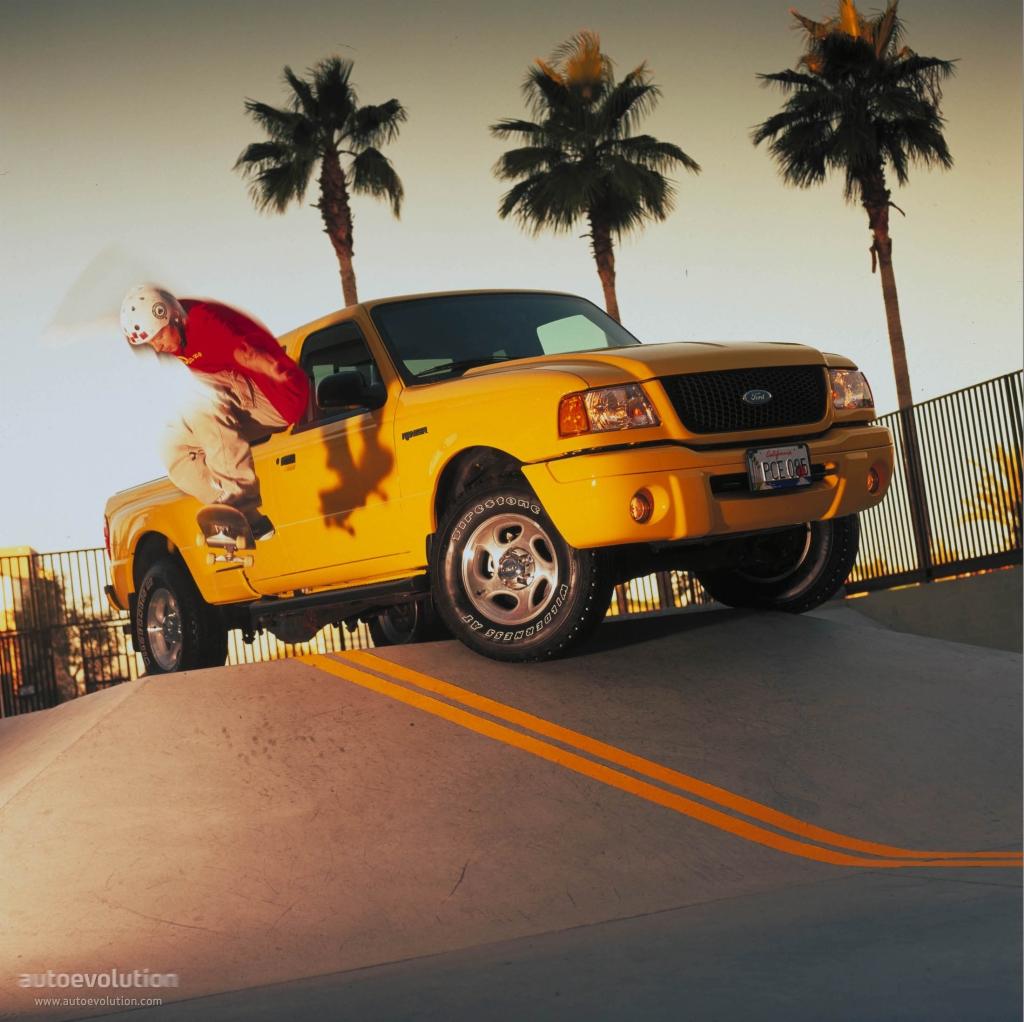 2004 Ford Ranger Regular Cab Camshaft: FORD Ranger Regular Cab Specs