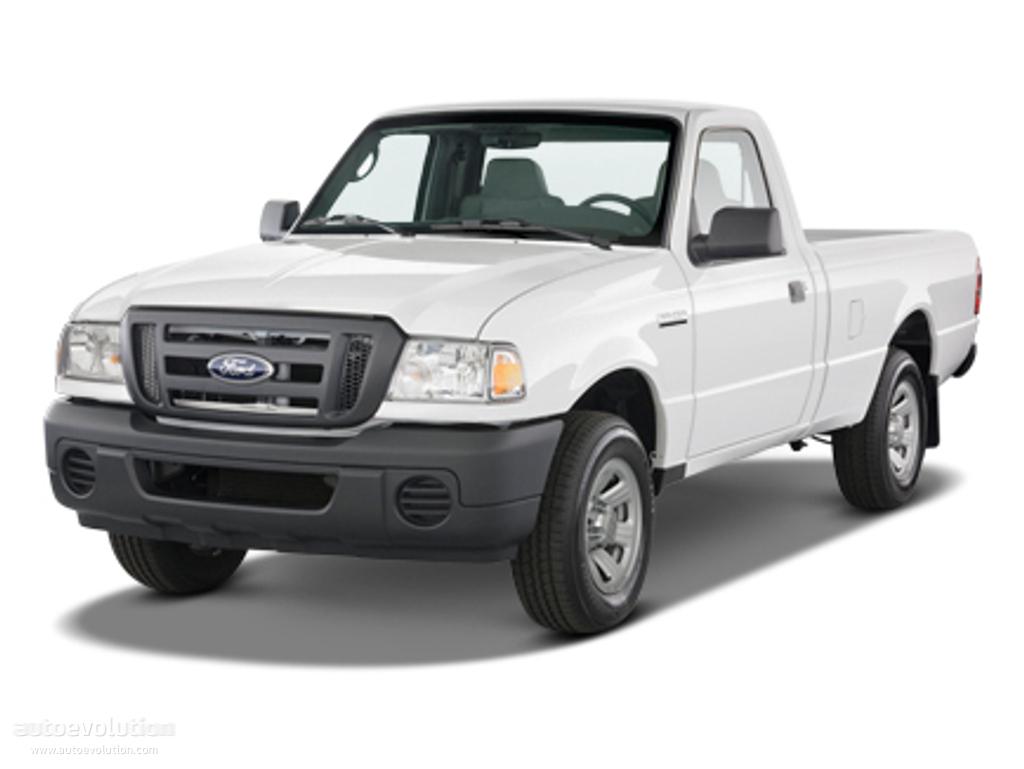 ford ranger regular cab 2008 2009 2010 2011 autoevolution