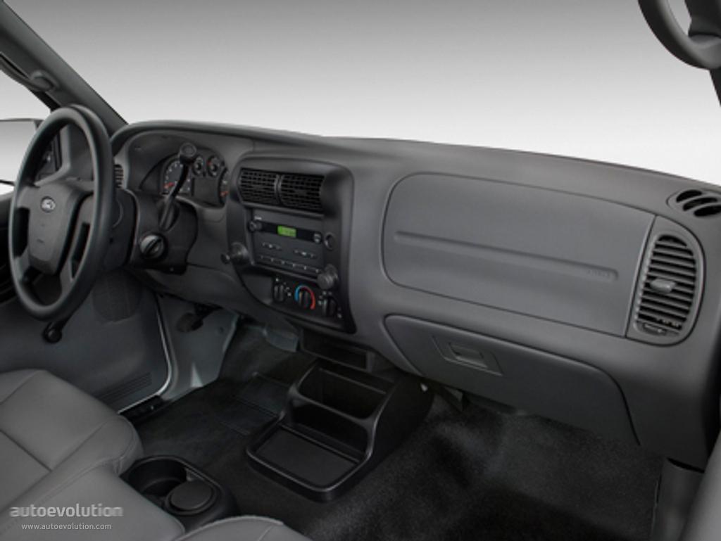 ford ranger regular cab 2008 2011