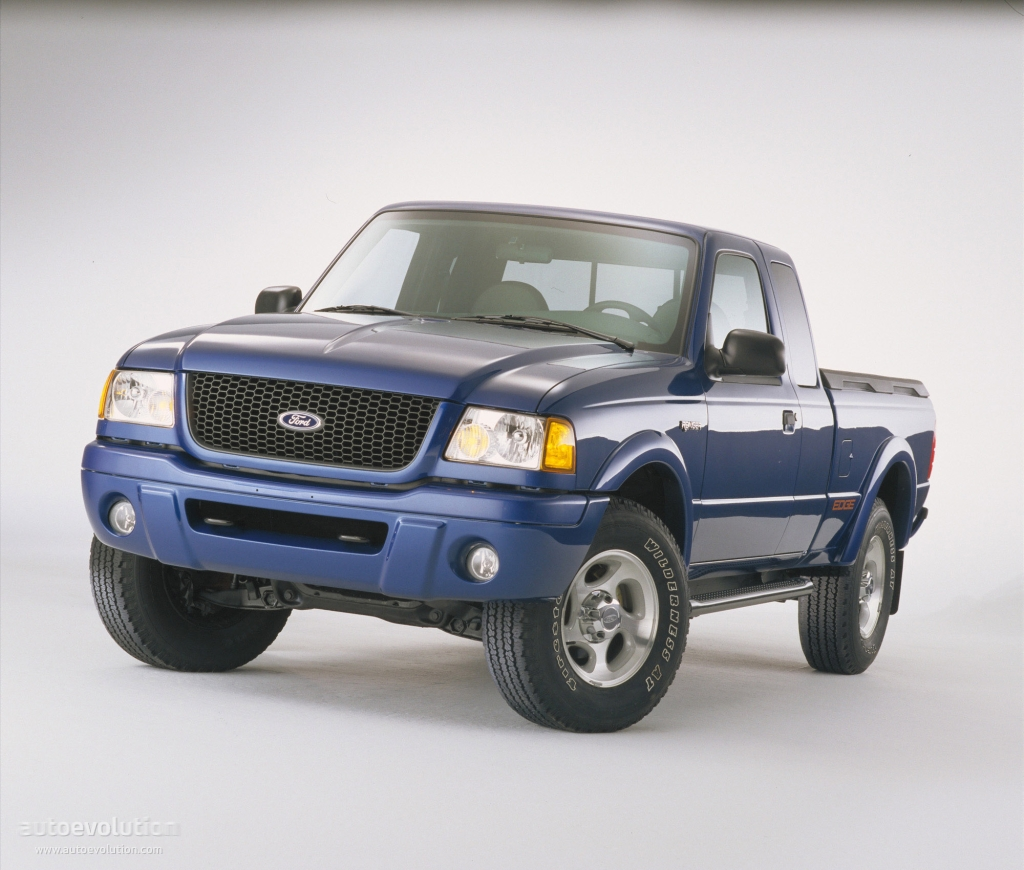Ford ranger super cab 2000 2005