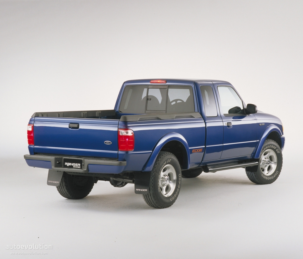 Ford Ranger Super Cab 2000 2001 2002 2003 2004 2005
