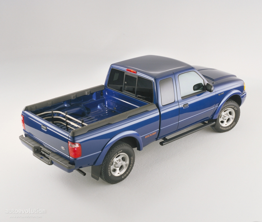 1998 Ford Ranger Super Cab Interior