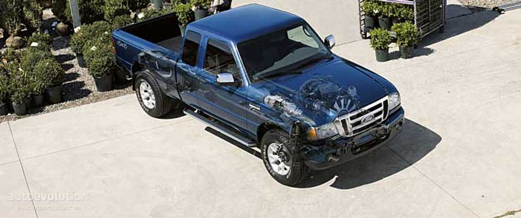 Ford Ranger Super Cab Specs Amp Photos 2008 2009 2010