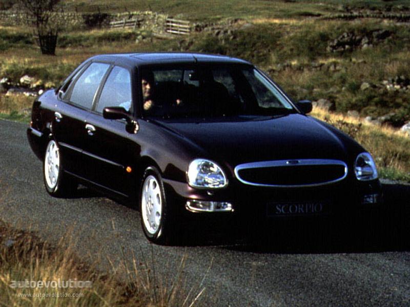 FORD Scorpio Sedan specs - 1994, 1995, 1996, 1997 ...