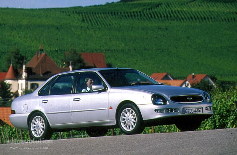 Инструкция к ford scorpio chia 1997