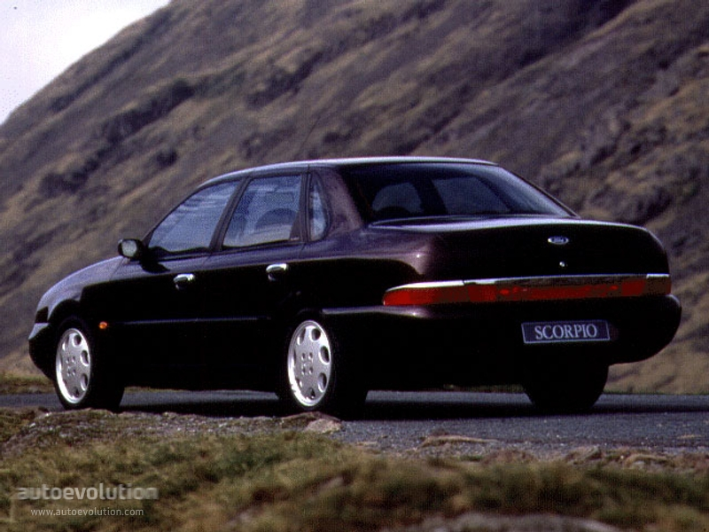 ford scorpio sedan specs 1994 1995 1996 1997 autoevolution. Black Bedroom Furniture Sets. Home Design Ideas