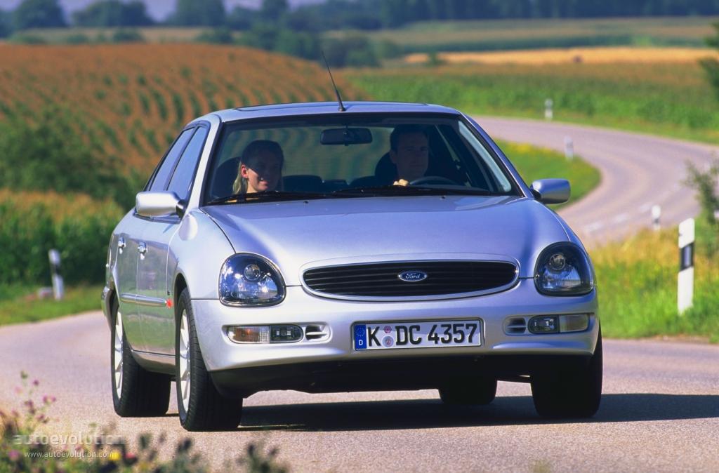 Fordscorpiosedan on 1997 Ford F 150