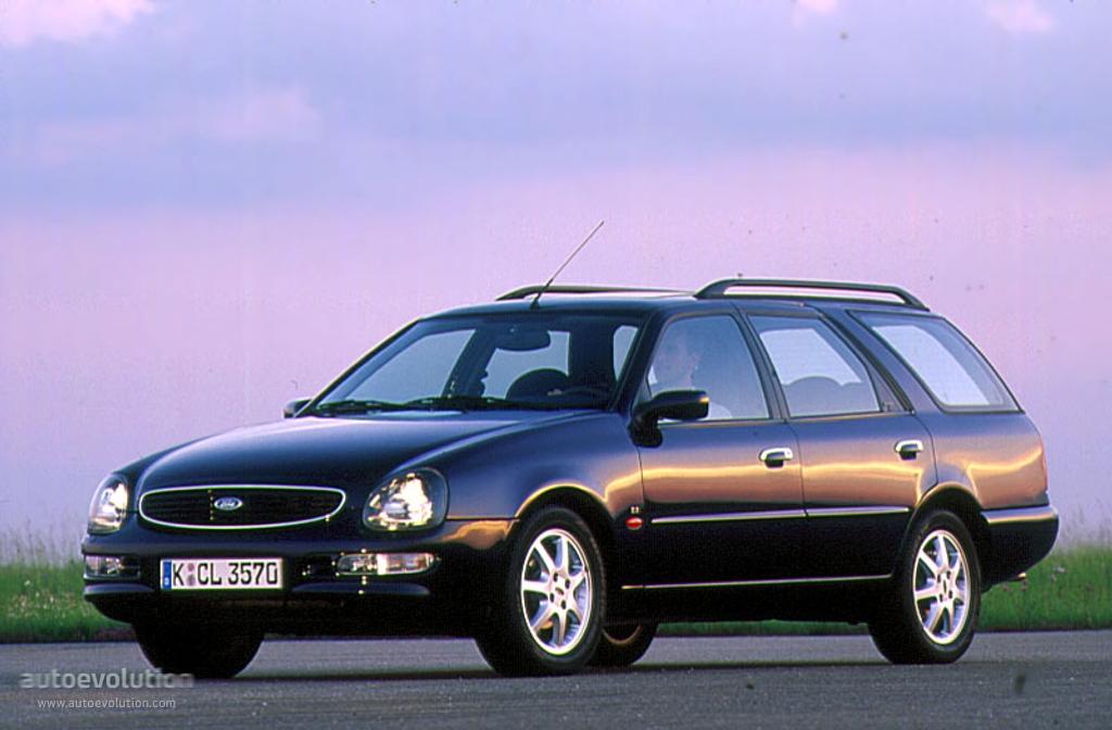 Ford Scorpio Wagon Specs 1994 1995 1996 1997
