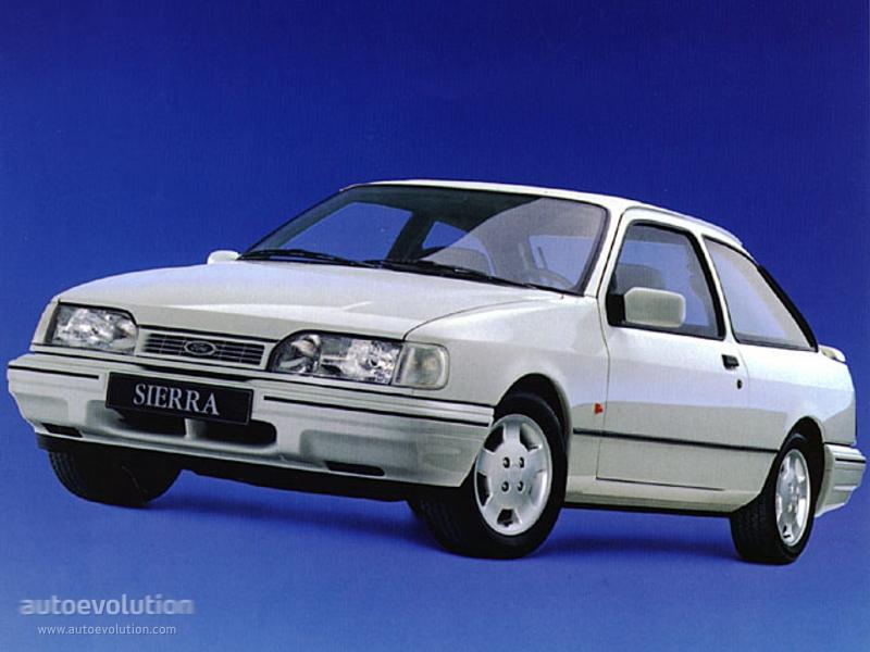 FORD Sierra 3 Doors (1990 - 1993) & FORD Sierra 3 Doors specs - 1990 1991 1992 1993 - autoevolution Pezcame.Com