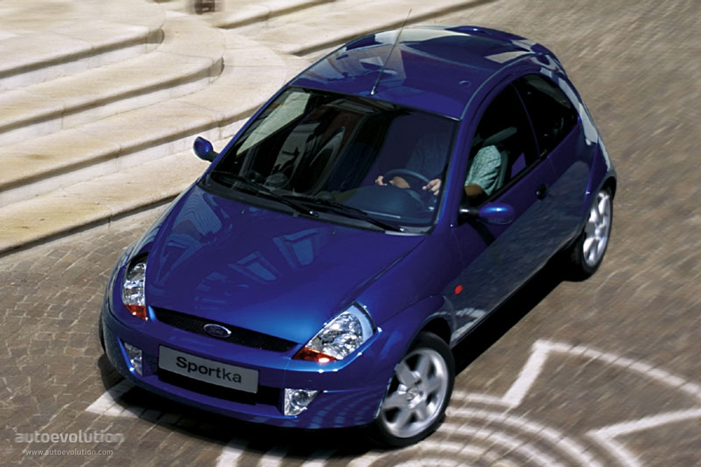 ford sportka specs photos 2003 2004 2005 2006 2007 2008 autoevolution. Black Bedroom Furniture Sets. Home Design Ideas