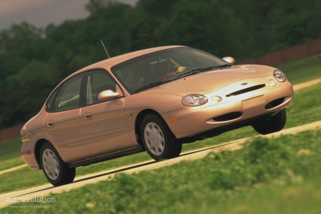 FORD Taurus specs & photos - 1995, 1996, 1997, 1998, 1999 ...