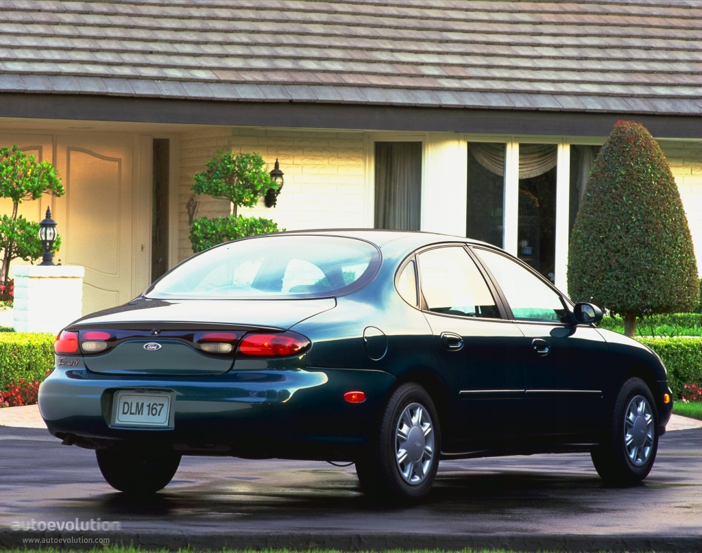 FORD Taurus specs & photos - 1995, 1996, 1997, 1998, 1999 - autoevolution