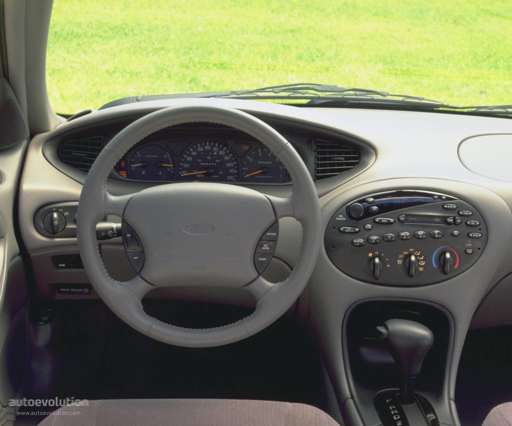Fordtaurus on Ford Ranger 3 0 V6 Engine
