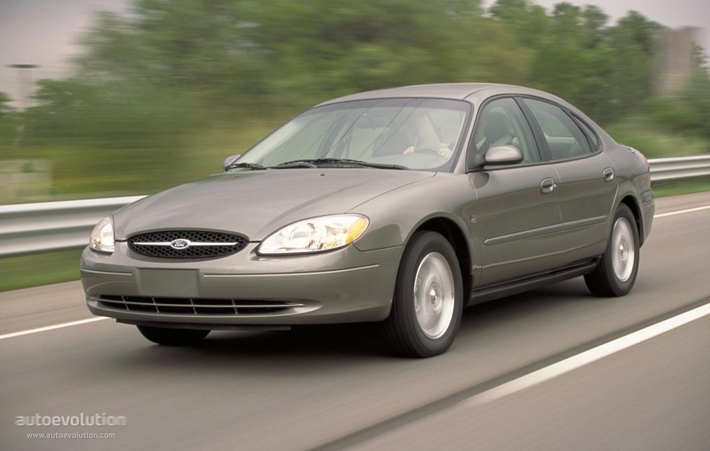 Ford Taurus 1999 2000 2001 2002 2003 2004 2005