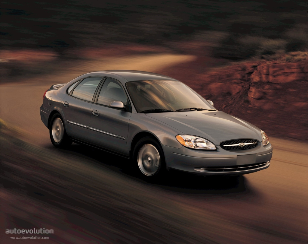Low Cost Exhaust >> FORD Taurus specs & photos - 1999, 2000, 2001, 2002, 2003 ...