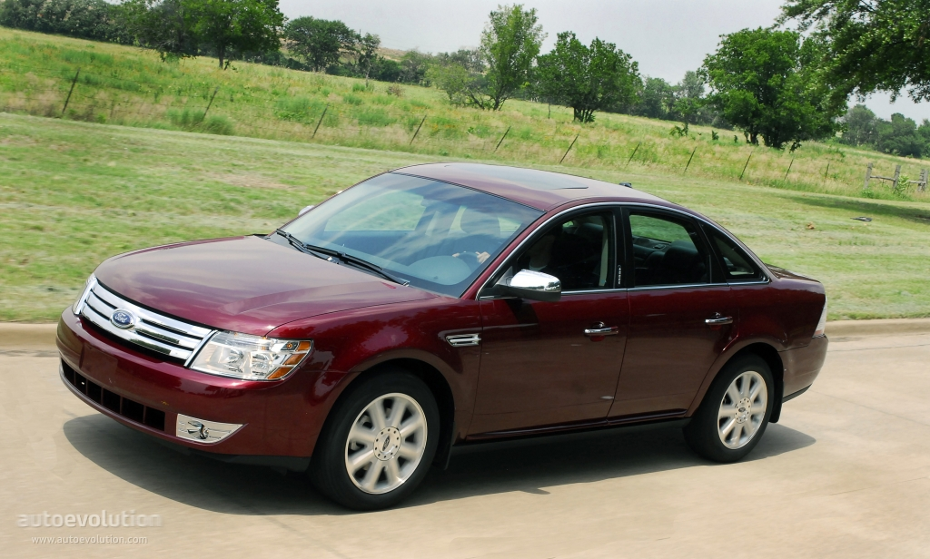 ford taurus specs 2007 2008 2009 autoevolution. Black Bedroom Furniture Sets. Home Design Ideas