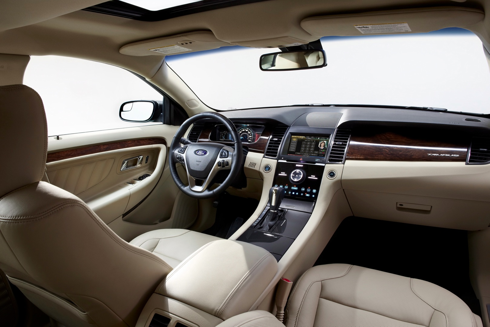 Ford taurus specs 2012 2013 2014 2015 2016 2017 autoevolution