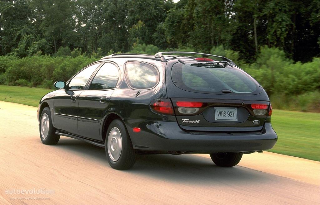 Ford Taurus Wagon Specs