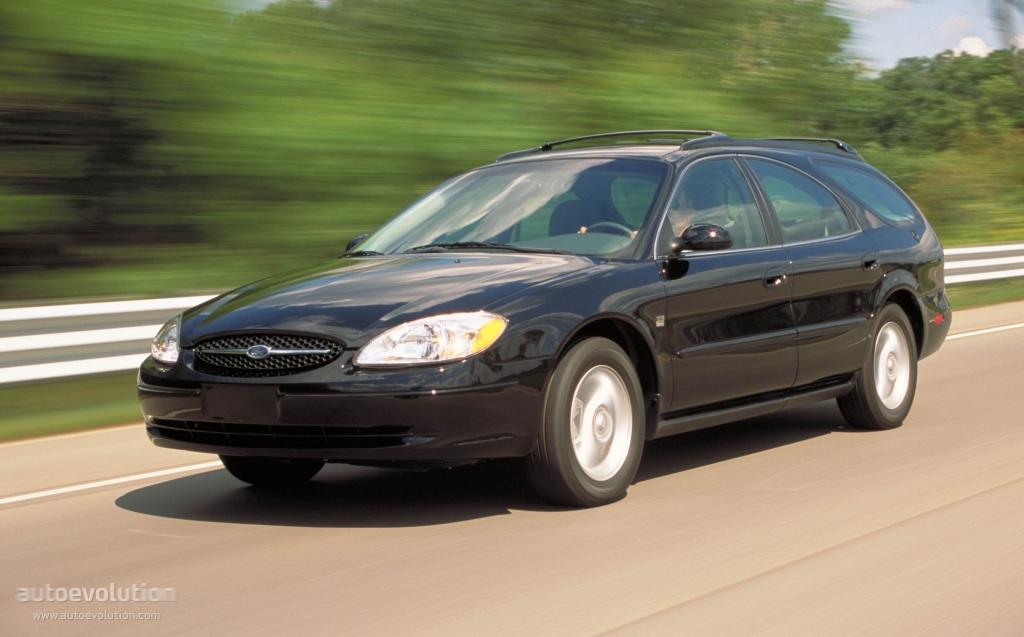 FORD Taurus Wagon specs & photos - 1999, 2000, 2001, 2002 ...
