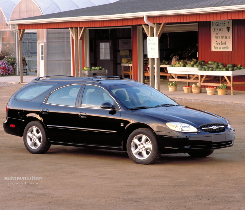 ford taurus wagon 1999 2007