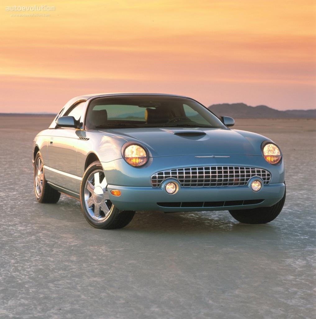 Ford Thunderbird 2000 2001 2002 2003 2004 2005