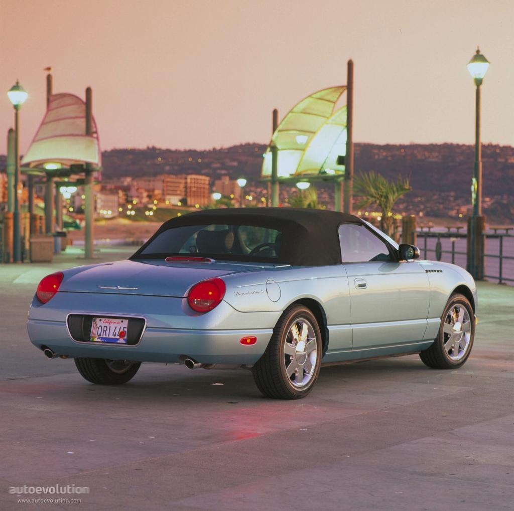 Ford 2 3 Turbo T Bird: 2000, 2001, 2002, 2003, 2004