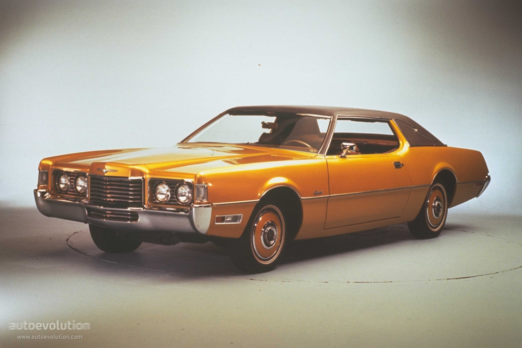 Ford Thunderbird 1972 1973 1974 1975 1976