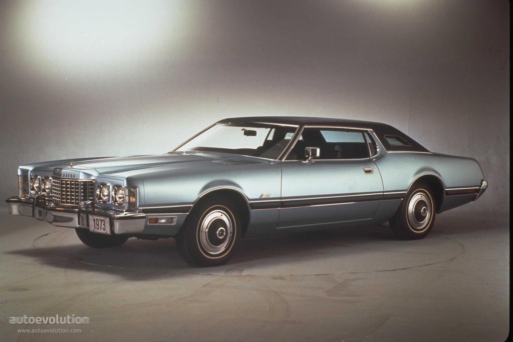 Ford Thunderbird Specs Photos 1972 1973 1974 1975 1976