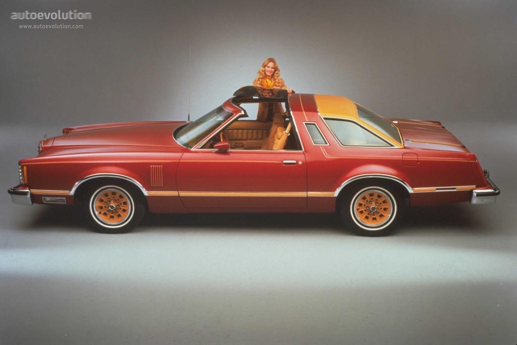 FORD Thunderbird specs & photos - 1977, 1978, 1979 - autoevolution